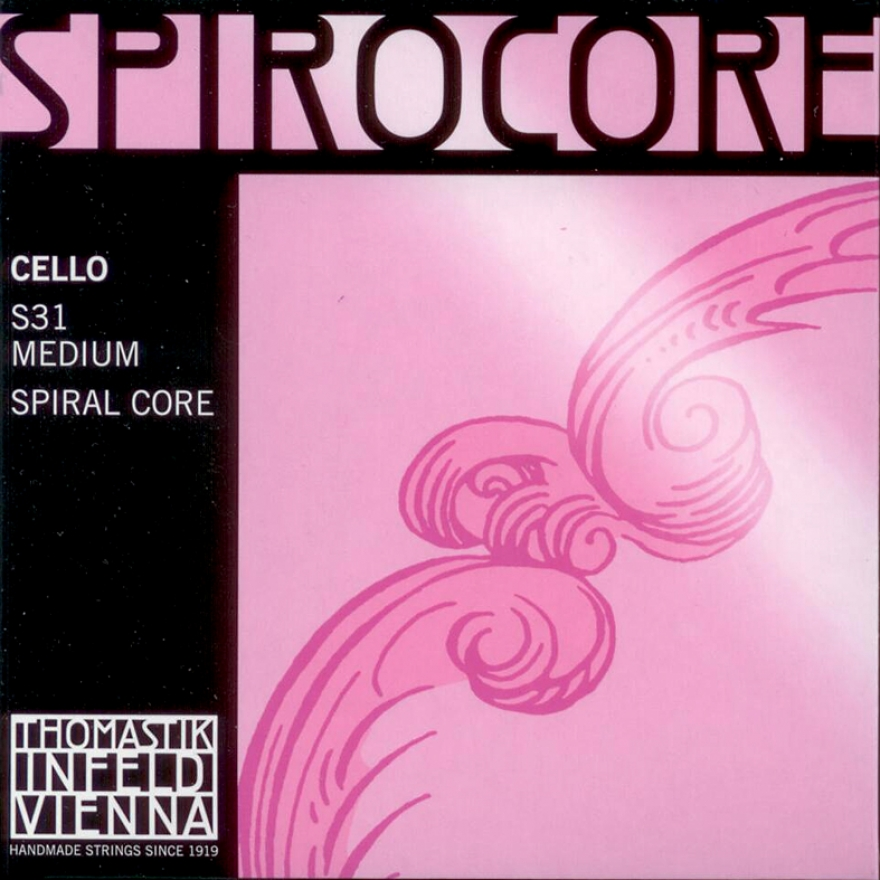 THOMASTIK Spirocore Cello C