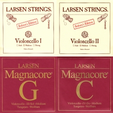 LARSEN Cello SET