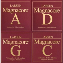LARSEN Cello Magnacore SET