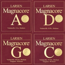 LARSEN Cello Magnacore Arioso SET
