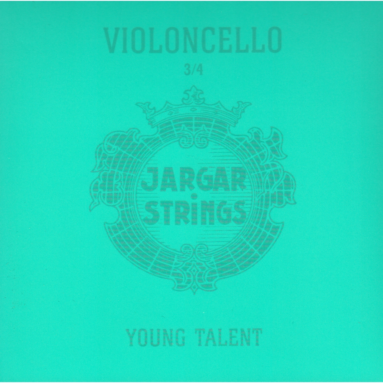 JARGAR Young Talent Cello SATZ