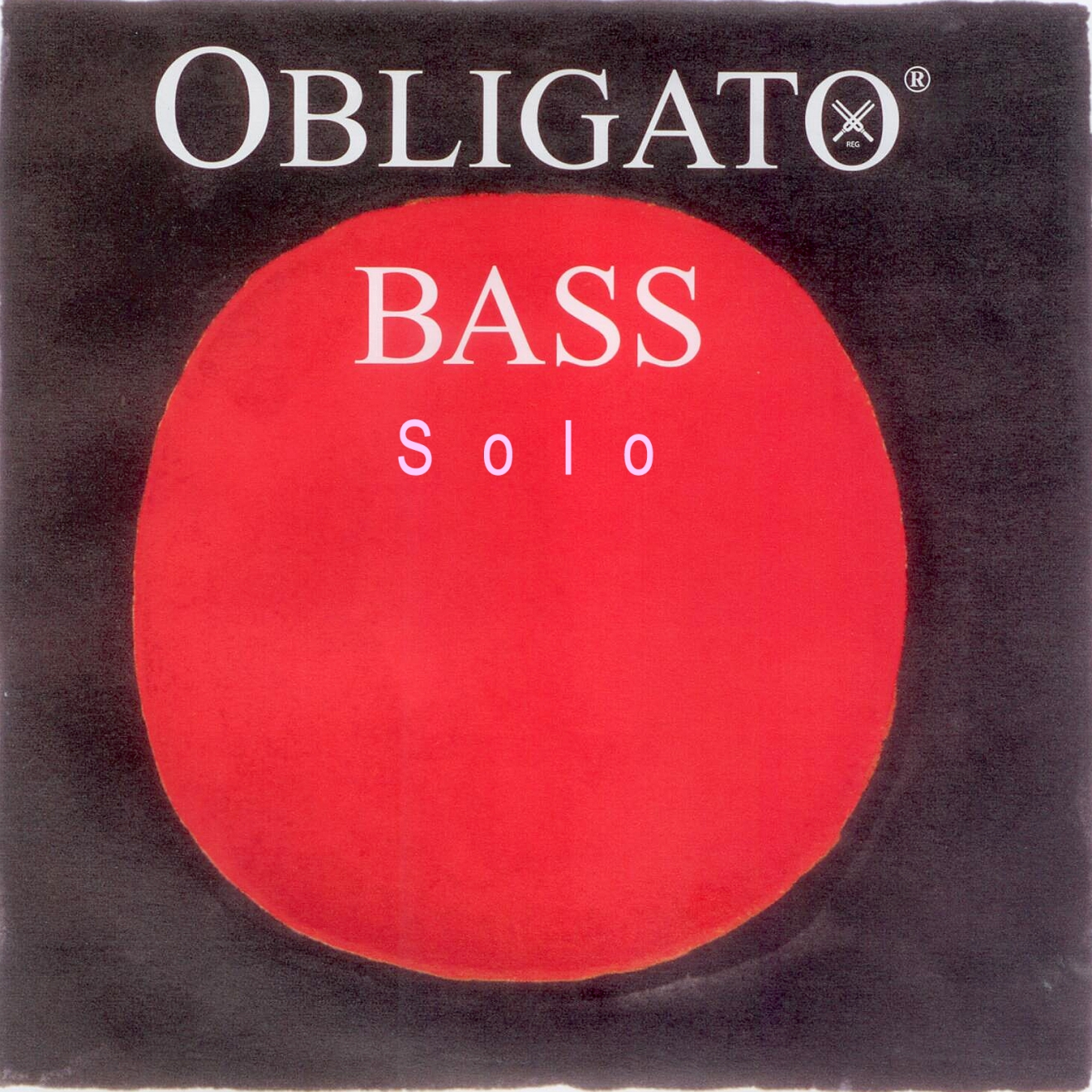 PIRASTRO Obligato Solo Bass A