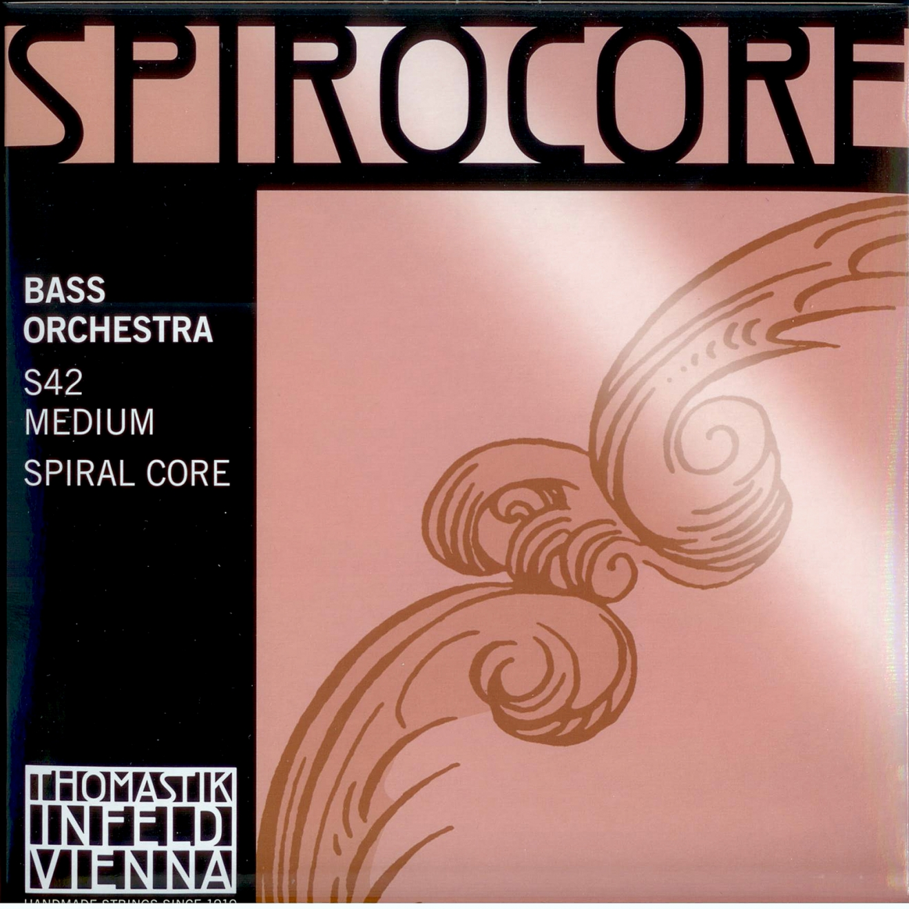 THOMASTIK Spirocore Orchester Bass D