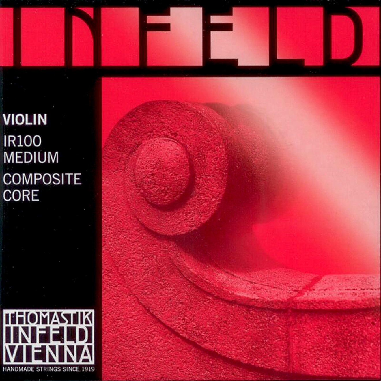 "THOMASTIK Infeld ""rot"" Violin G"